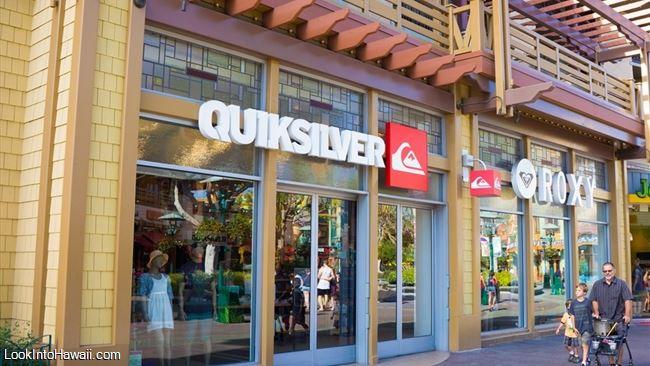 Quiksilver - Shops Services On Downtown Disney Anaheim