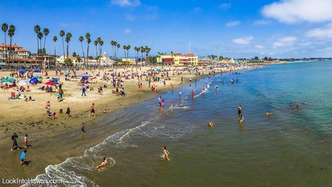 Beaches On Santa Cruz