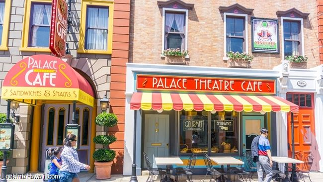 Palace Theatre Cafe
