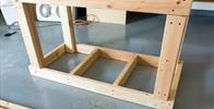 DIY Rolling Power Tool Bench