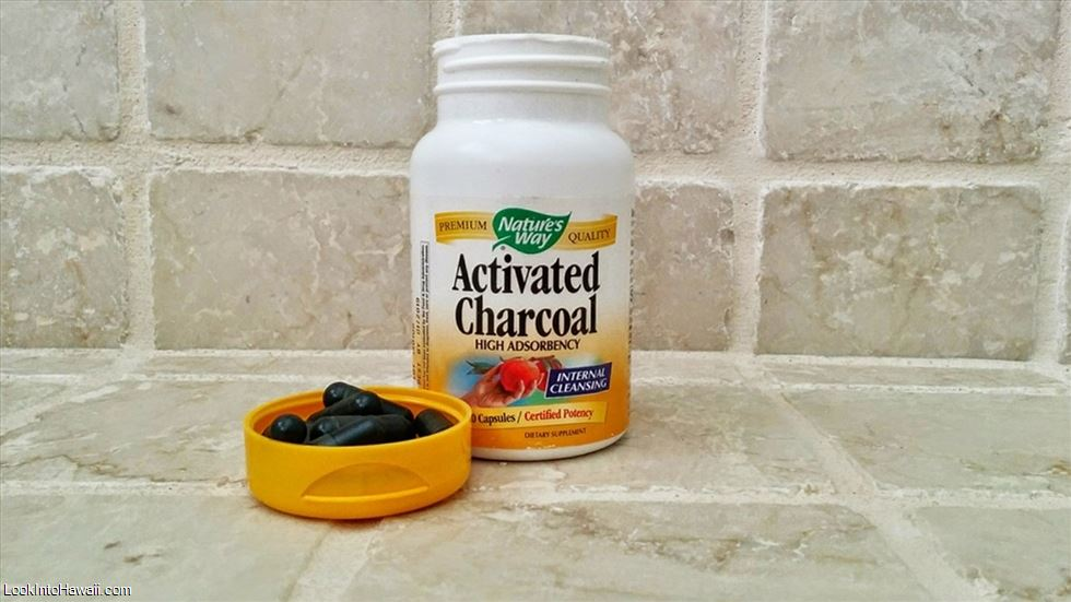 Activated Charcoal Tooth Whitener