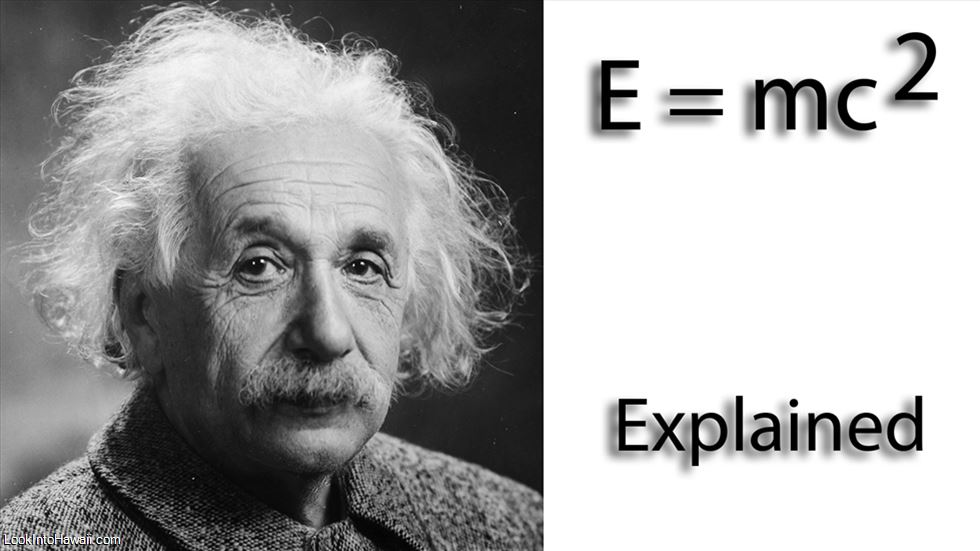 E = mc² Easily Explained